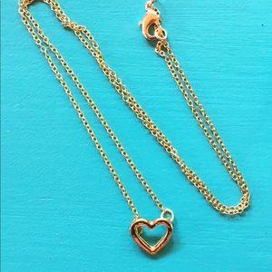 Golden Heart ❤️ Necklace